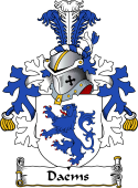 Dutch Coat of Arms for Daems.wmf