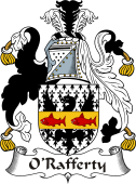 Irish Coat of Arms for O'Rafferty