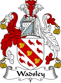 English Coat of Arms for Wadsley