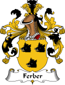 German Coat of Arms for Ferber