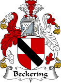 English Coat of Arms for Beckering