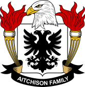 American Coat of Arms for Aitchison
