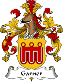 German Wappen Coat of Arms for Garner