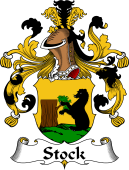 German Wappen Coat of Arms for Stock