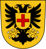Swiss Coat of Arms for Andlaw (Bellingen)