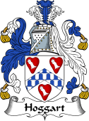 English Coat of Arms for Hoggart