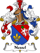 German Coat of Arms for Nessel