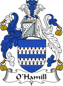 Irish Coat of Arms for O'Hamill