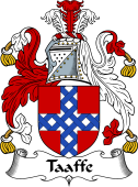 Irish Coat of Arms for Taaffe