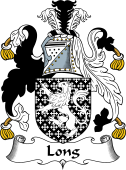 English Coat of Arms for Long