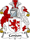 Irish Coat of Arms for Condon