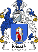 Irish Coat of Arms for Meath
