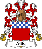 Coat of Arms from France for Ailly