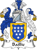 Irish Coat of Arms for Baillie