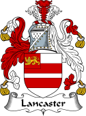 English Coat of Arms for Lancaster