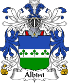 Italian Coat of Arms for Albini