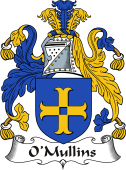 Irish Coat of Arms for O'Mullins