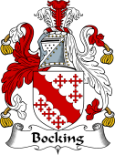 English Coat of Arms for Bocking