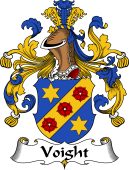German Coat of Arms for Voight