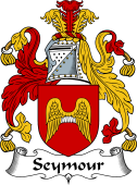 Irish Coat of Arms for Seymour