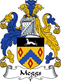 English Coat of Arms for Meggs