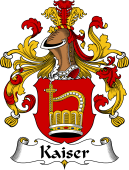 German Wappen Coat of Arms for Kaiser