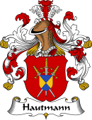 German Coat of Arms for Hautmann