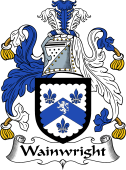English Coat of Arms for Wainwright
