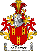 Dutch Coat of Arms for de Roever