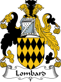 Irish Coat of Arms for Lombard or Lombart