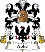 Coat of Arms from France for Abbé