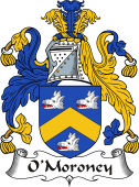 Irish Coat of Arms for O'Moroney
