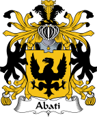 Italian Coat of Arms for Abati