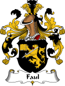 German Coat of Arms for Faul