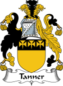 Irish Coat of Arms for Tanner