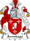 Irish Coat of Arms for Armitage