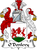 Irish Coat of Arms for O'Donlevy