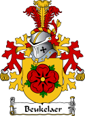 Dutch Coat of Arms for Beukelaer