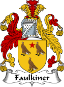 Irish Coat of Arms for Faulkiner