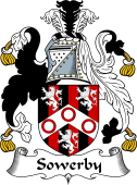 English Coat of Arms for Sowerby