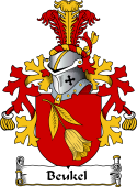 Dutch Coat of Arms for Beukel