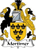 Irish Coat of Arms for Mortimer
