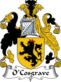Irish Coat of Arms for O'Cosgrave