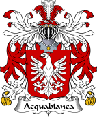 Italian Coat of Arms for Acquabianca