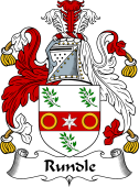 English Coat of Arms for Rundle