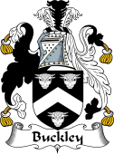 English Coat of Arms for Buckley