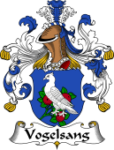 German Coat of Arms for Vogelsang