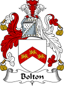 English Coat of Arms for Bolton
