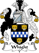 English Coat of Arms for Whight