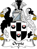 Irish Coat of Arms for Orpie